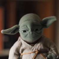Baby Yoda Star Wars Profile Picture