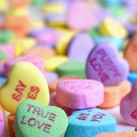Valentines  Love  Heart  Candies Profile Picture
