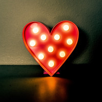 Valentines  Love  Heart  Lights Profile Picture