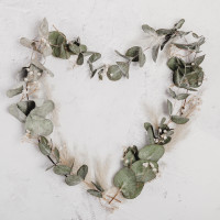 Valentines  Love  Heart  Leaves  White Floor Profile Picture